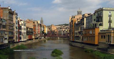 Girona is the capital of the identically named province