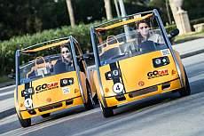 GoCar Tours - die andere Stadtrundfahrt