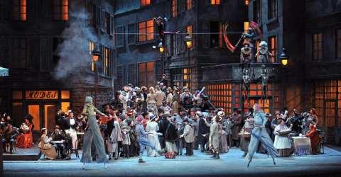 Barcelonas Oper: Das Liceu mit La Boheme