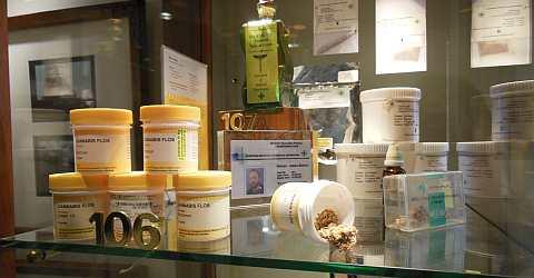 Anwendung von Marihuana in der Medizin