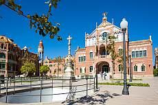 Buchen Sie hier den Eintritt in das Hospital Sant Pau
