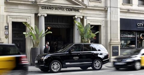 Grand Hotel Central - Spa und Wellness in Barcelona