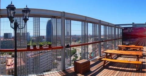 Urbany Hostel in Barcelona - Gute Gruppenpreise - günstig und zentral übernachten