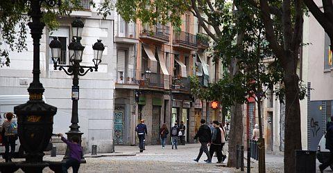 1. Etappe: Führung durch das el Born Viertel in Barcelona
