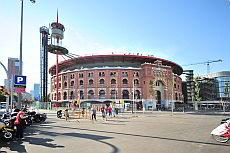Barcelonas neues Einkaufszentrum Las Arenas