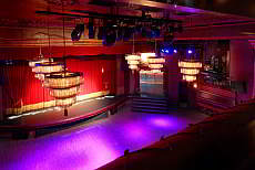 Konzerthalle Luz de Gas