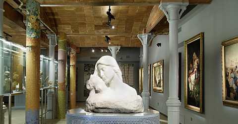 Museu del Modernisme de Barcelona (MMBCN) - Museum des katalanischen Jugendstil