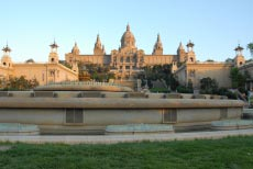 Museum National d'Art de Catalunya (MNAC)