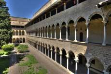 Kloster Monastir de Pedralbes in Barcelona