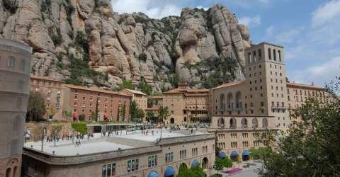 Ausflug nach Montserrat