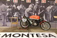 Museu Moto - das Motorradmuseum in Barcelona