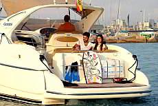 VIP Motoryacht-Tour (offen)