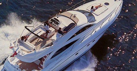Luxusyacht ab Barcelona chartern