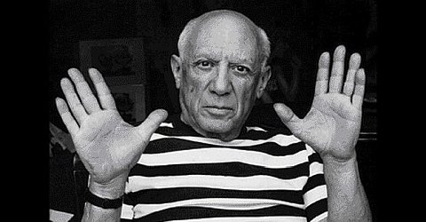 Pablo Picasso, pioneer artist of the 20th century