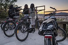 Panorama Fahrradtour