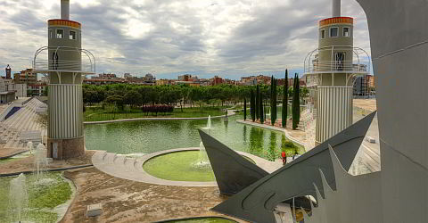 Parc de l`Espanya Industrial