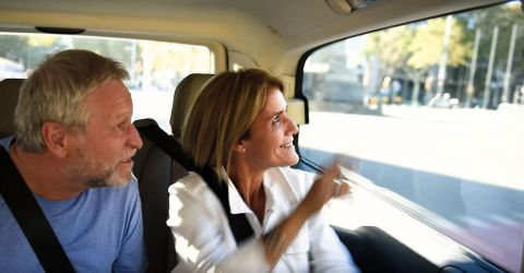 Arrival Sightseeing Tour via taxi, van or bus