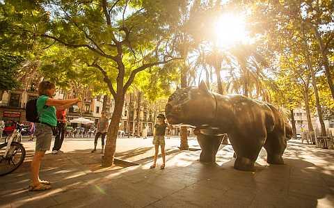 Führung durch Barcelonas Altstadtviertel Raval