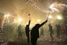 Festes de la Mercè, das größte Stadtfest zu Ehren der Schutzpatronin Mercè