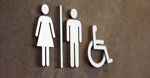 Öffentliche Toiletten in Barcelona