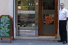 Restaurant Casa Reguira, Galician cuisine in Barcelona