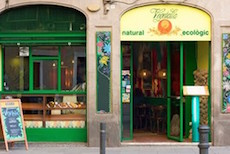 The restaurant Vegetalia in the gothic district offers many delicious vegetarian and vegan dishes.