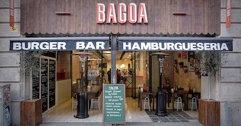 Image result for bacoa restaurant barcelona