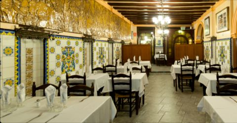 Restaurant Can Culleretes