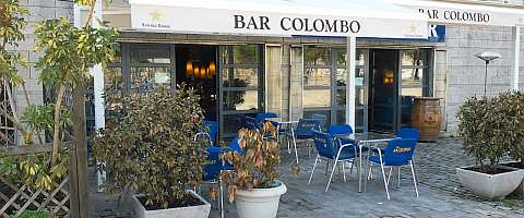 Colombo Bar  Restaurant in the Barceloneta quarter