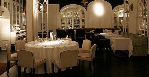Gemütliche, edle und elegante Atmosphäre im Restaurant Flamant