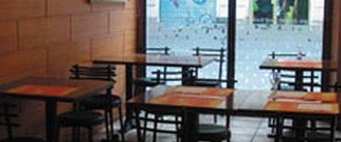 Indo-Mediterranean fusion restaurant Flor de Maig