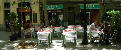 Türkische Spezialitäten im Restaurant Hitit