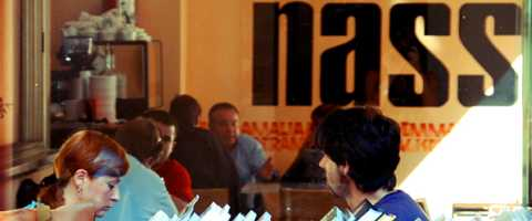 The Nass restaurant in the Barceloneta quarter with a friendly atmosphere