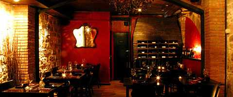 In Sensi a cozy and warm atmosphere awaits you