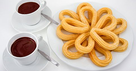 Churros - Fried Moulded
