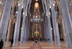 Sagrada Familia, the landmark of Barcelona