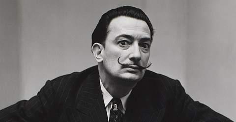 Der exzentrische Künstler Salvador Dalí