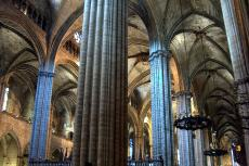Santa Maria del Mar, the most beautiful gothic church in Barcelona