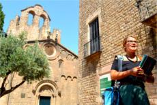 Deutschsprachige Führung in Barcelonas Altstadtviertel Raval