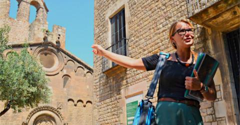 F�hrung durch Barcelonas Altstadtviertel Raval