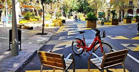 Superillas - Die Superblocks verschönern das Stadtbild