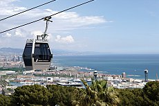 Telefèric de Montjuïc - Tickets for the Cableway to the Castell