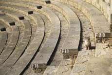 Teatre Grec - griechisches Theater