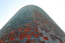 Torre Agbar, newest and (still) highest attraction in Barcelona