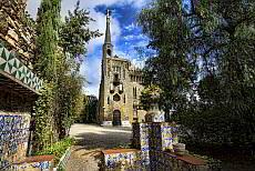 Torre de Bellesguard- Gaudís Hommage an den Glanz des Mittelalters