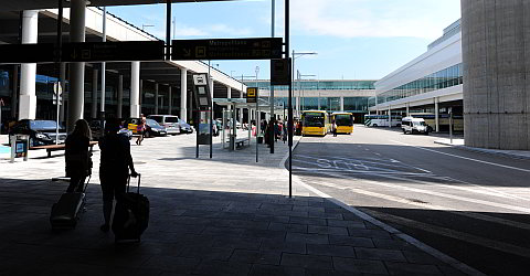 Arrival information to Barcelona via Barcelona airport