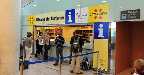 Tourist Information Centres In Barcelona