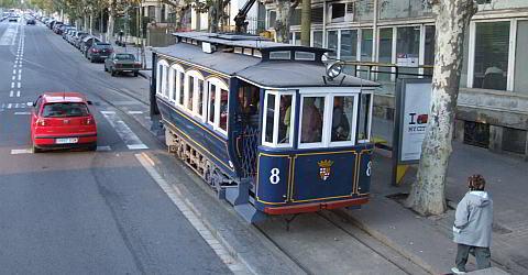 Public transport in Barcelona